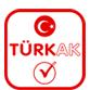 türkak logosu
